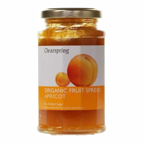 Clearspring Organic Fruit Spread - Strawberry 290g