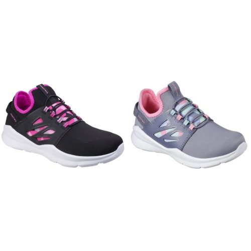 Skechers Childrens Girls SK81990L Skech Street Squad Prance Sports Shoes/Trainers