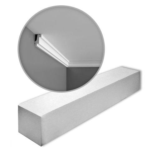 1 Box 45 pieces Cornices Mouldings 90 m Orac Decor CB530 BASIXX