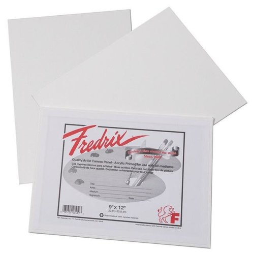 Pacon PACAC6052BN Canvas Panels - 2 Each - Pack of 3