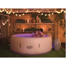 Whirlpool - Outdoor - Garden - Spa - Heating System - Inflatable - LAY-Z-SPA PARIS