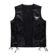 Widmann 49004–west Coast Leather Look Biker Jacket - 49004 West -  widmann 49004 west coast leather look biker jacket
