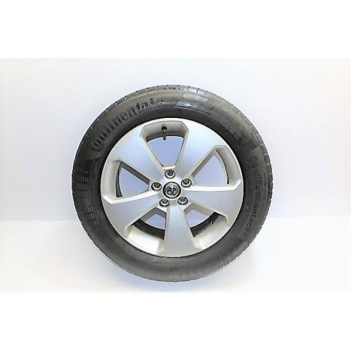 2014 VAUXHALL MOKKA ALLOY WHEEL WITH TYRE 215 / 60 / R17 5.MM