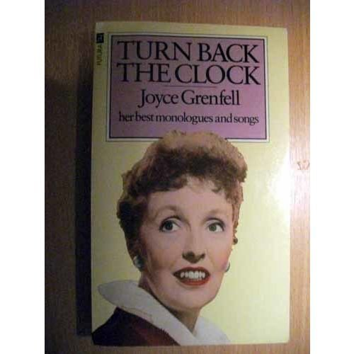 Turn Back The Clock Her Best Monologues And Songs