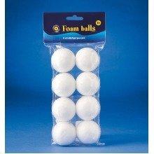 Pbx2470077 - Playbox - Foam Balls - 40 Mm - 8 Pcs
