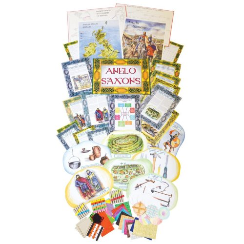 Anglo-Saxons KS2 Display and Resource Pack