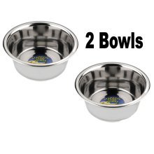 Stainless Steel Dog Bowls 11cm