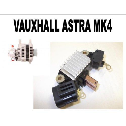 VAUXHALL ASTRA MK4 IV 1.7 16V SALOON 2000 - 2005 NEW ALTERNATOR REGULATOR