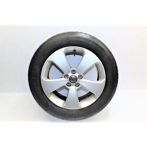 2014 VAUXHALL MOKKA ALLOY WHEEL WITH TYRE 215 / 60 / R17 3.5MM