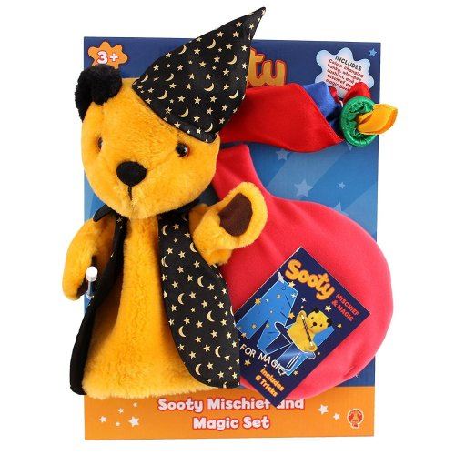 Sooty & Sweep Sooty's Mischief and Magic Set
