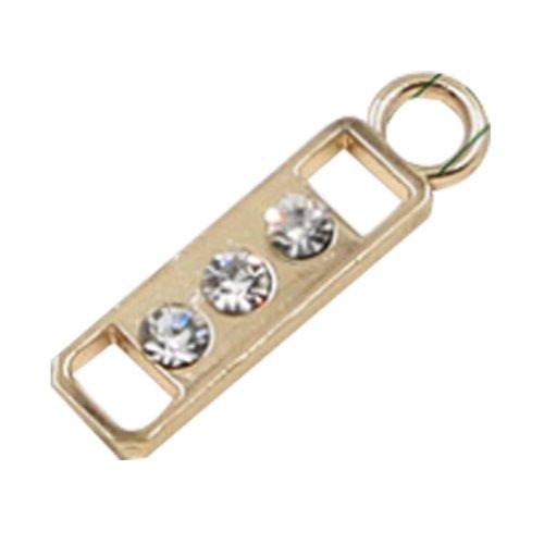10 Pcs Metal Zipper Head Zipper Replacement Zipper Repair Kit Solution Slider#23