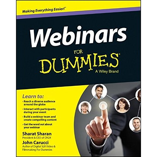 Webinars For Dummies (For Dummies (Computers))