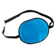 Adult Kids Amblyopia Strabismus Lazy Eye Adjustable Soft Pirate Eye Patch Single Eye Mask (Kids) ,f