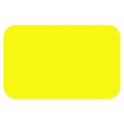 Tuftop Medium Textured Worktop Saver, Yellow 40 x 30cm