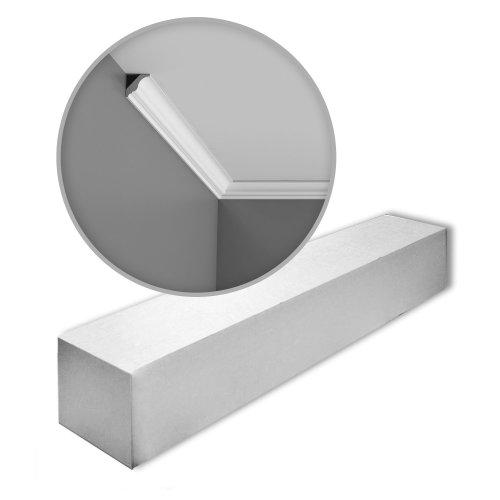 1 Box 10 pieces Cornices Mouldings 20 m Orac Decor CX154 AXXENT