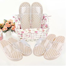 Bathroom Transparent Casual Slippers