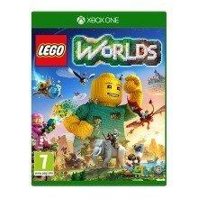 Lego Worlds Microsoft Xbox One Game