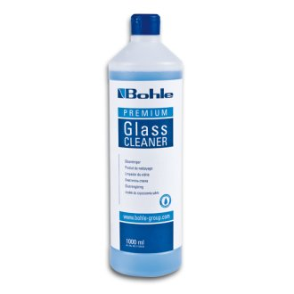 Bohle Premium Glass Cleaner 1L | Glass & Mirror Cleaning Solution
