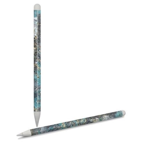 DecalGirl APEN-GGLACIERMARB Apple Pencil 2nd Gen Skin - Gilded Glacier Marble