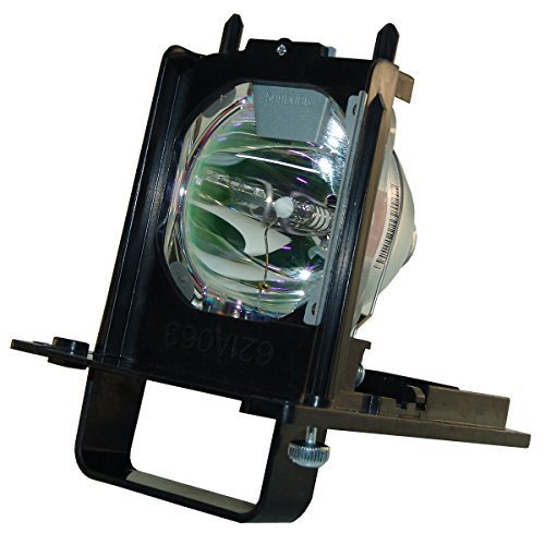 Philips OEM PHI334 Mitsubishi 915B455011 DLP Replacement Lamp with Housing