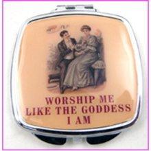 Goddess Compact Mirror