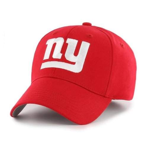 92dc730636d94a Fan Favorites F-MAC21BCV-RD NFL New York Giants Basic Cap & Hat - One Size  on OnBuy