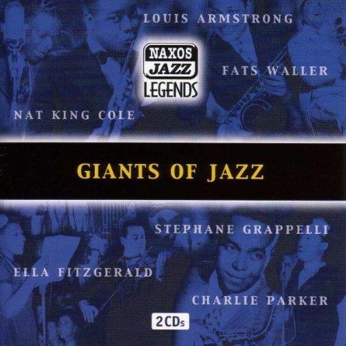 VARIOUS: GIANTS OF JAZZ [CD]