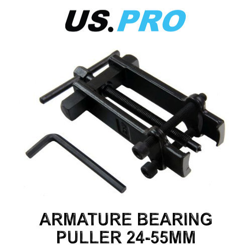 US PRO Medium Armature Bearing Bush Seal Puller 24 - 55mm 5154