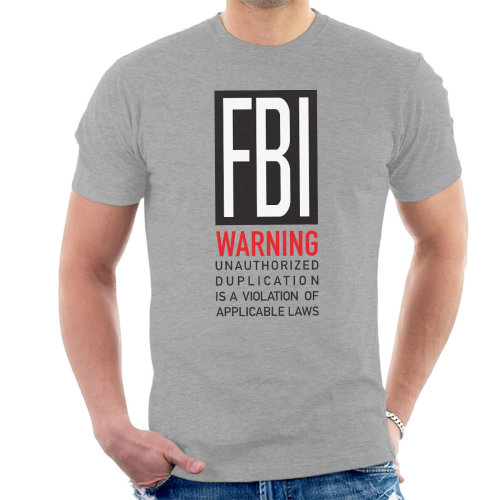 20db60ce FBI Funny Quote Men's T-Shirt on OnBuy
