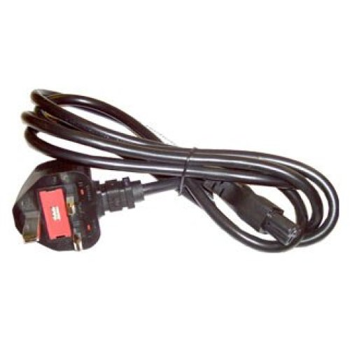 Acer Power cord UK (3pin) Black power cable