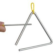 Trixes Musical Triangle & Beater | Triangle Instrument