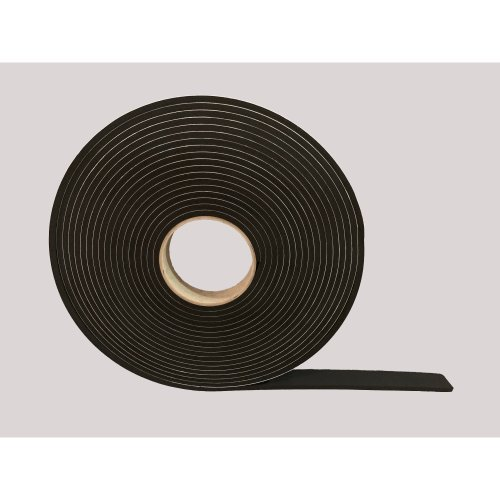 Advanced Acoustics EPDM Resilient Sealant Tape - 25mm by 5mm thick by 10m long Roll