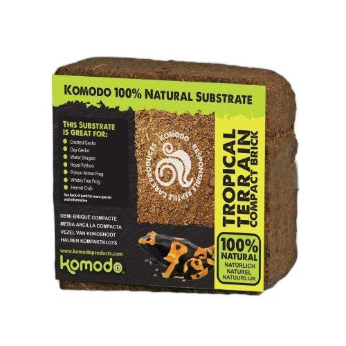 Komodo Habitat Tropical Terrain Compact Brick