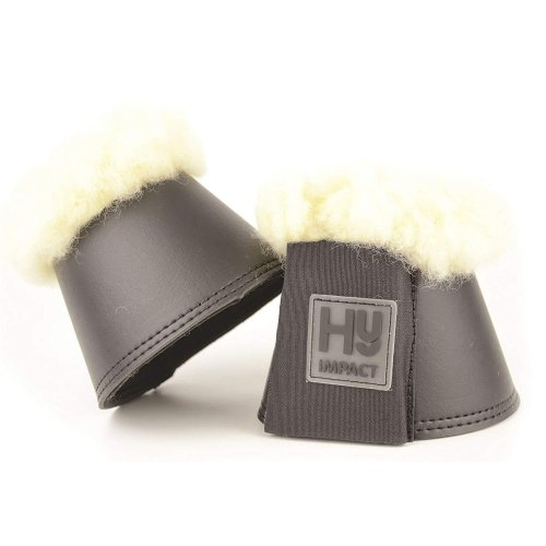HyIMPACT Lambskin Over Reach Boots (One Pair)