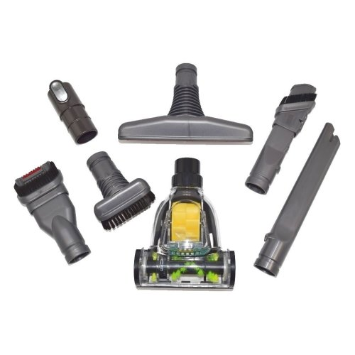 Dyson V6 Vacuum Cleaner Tool Set with Mini Turbo Floor Tool