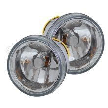 Peugeot Partner Mk3 7/2008-6/2012 Front Fog Light Lamps 1 Pair O/s & N/s