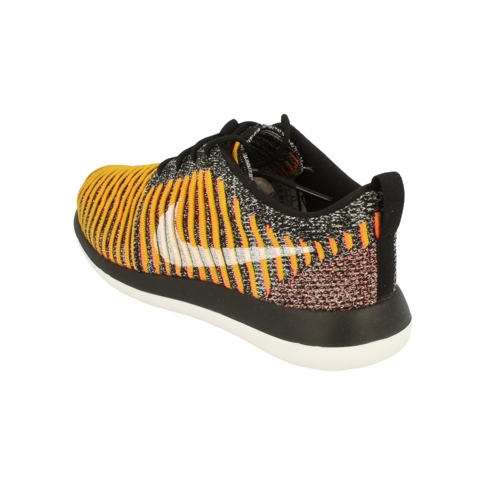 new product 32019 1d3d2 ... Nike Womens Roshe Two Flyknit Running Trainers 844929 Sneakers Shoes -  1 ...