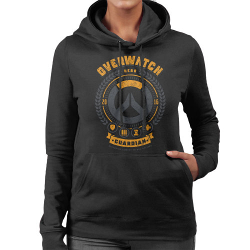 Overwatch Guardian Hero Women's Hooded Sweatshirt