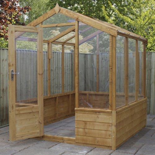 6X8 Premium Greenhouse - Styrene