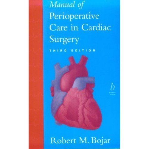 Manual of Perioperative Care in Cardiac Surgery