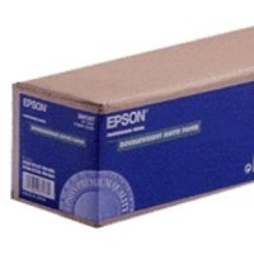 Epson Doubleweight Matte Paper Roll, 24  x 25 m, 180g/m²