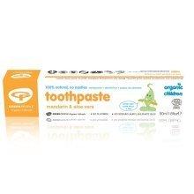 Green People Organic Children Mandarin Toothpaste 50ml