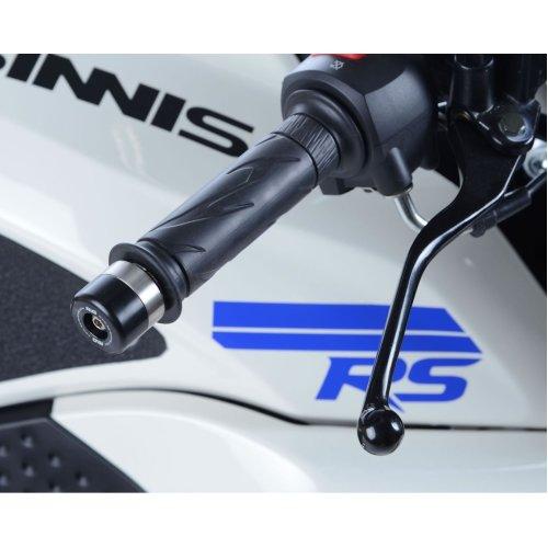 R&G Bar End Sliders for Sinnis Elite RS 125 2017 onward