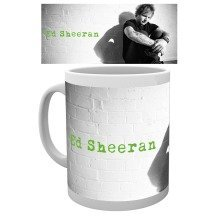 Ed Sheeran Green Mug