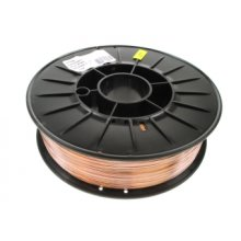 Maypole 565 0.6mm 5kg Steel Mig Wire -  maypole wire 06mm steel mig 5kg 565 spool