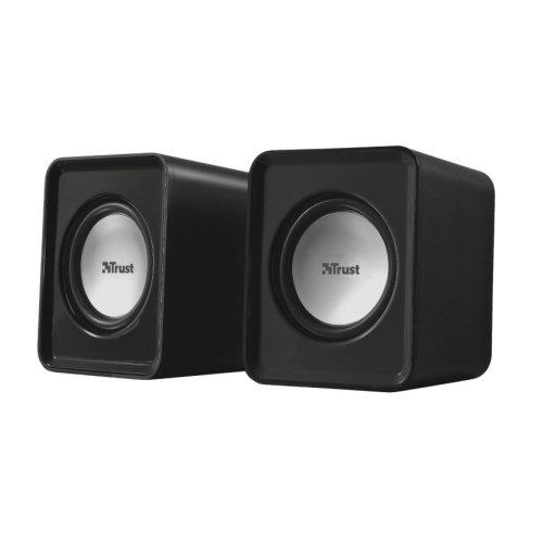 Trust Leto 6W Black loudspeaker