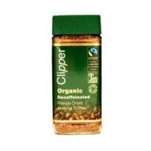 Clipper - Organic Decaf Freeze Coffee 100g