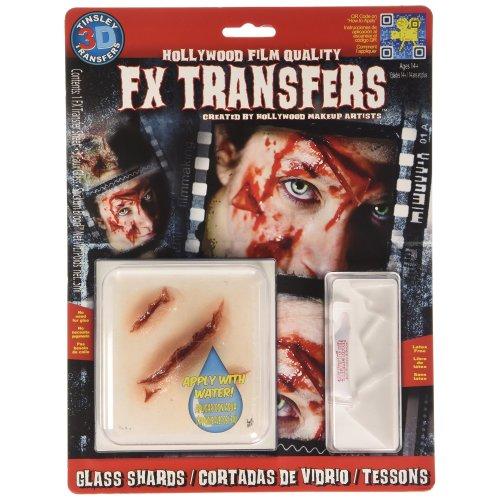 Tinsley Transfers Glass Shards Tattoo Kit