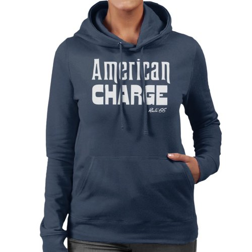 Route 66 American Charge Women's Hooded Sweatshirt