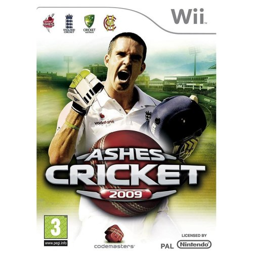 Ashes Cricket 09 Nintendo Wii Game